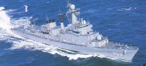 wapentechnologie voor fregat