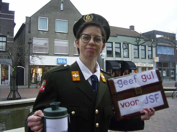 collecte in Hoogeveen